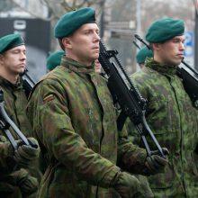Dėl Lietuvos karių siuntimo į Siriją – slaptas susitikimas Seime