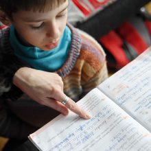 Seimas nuo kitų metų rugsėjo leido vaikus mokyti namuose