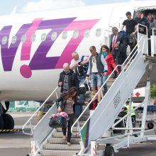 """""""Wizz Air"""" pradeda skrydžius iš Vilniaus į Dortmundą"""