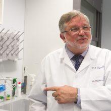 """Lietuvos įmonė """"Northway Biotech"""" teigia sukūrusi vaistą nuo koronaviruso"""