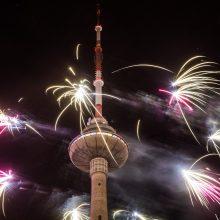 Ruošiamasi aukščiausio pastato Lietuvoje – TV bokšto – rekonstrukcijai