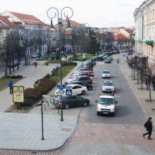 Bus tvarkoma viena populiariausių senamiesčio vietų – Vokiečių gatvė