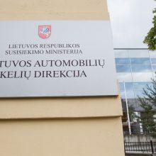 Seimas vėl balsuos dėl Kelių direkcijos reformos