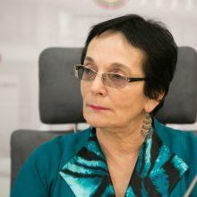 M. A. Pavilionienė: per trisdešimt metų vis dar nesukūrėme lyčių lygybės