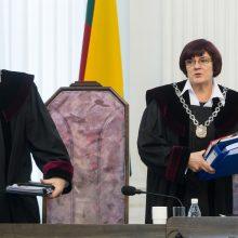 EK žada imtis veiksmų apsaugoti Sausio 13-osios bylos teisėjus nuo persekiojimo