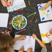 Vaikų dienos centrai sulauks 4,3 mln. eurų finansavimo