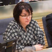 G. Burokienė: naujas įstatymas pakeis požiūrį į interesų deklaravimą