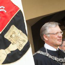 Vilniaus universitetas pradeda naujo rektoriaus paiešką