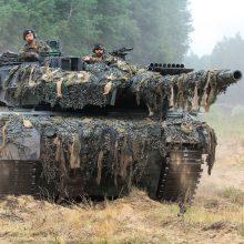 Prezidentūra: NATO gynybos planas stiprina regiono saugumą ir atgrasymą