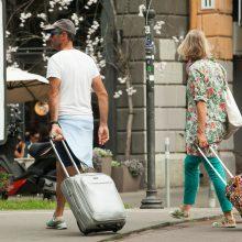 """Gera žinia: ketinama atgaivinti Baltijos šalių """"kelionių burbulą"""""""