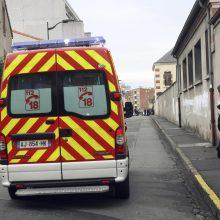 Įpykęs klientas Prancūzijoje nušovė kavinės padavėją
