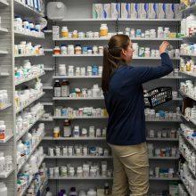 Seimas balsuos dėl valstybinių vaistinių