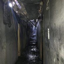 Viešbutyje Odesoje kilo didžiulis gaisras: žuvo aštuoni žmonės