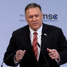 JAV valstybės sekretorius: kalbos apie aljanso mirtį yra gerokai perdėtos