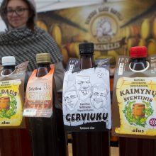 Draudimas prekiauti alkoholiu galios ir miestų senamiesčiuose?