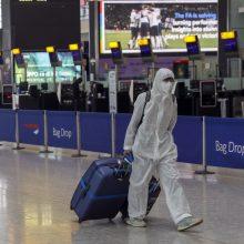 Įspėja: skrydžiai negalintiems grįžti į Lietuvą – tik iki penktadienio
