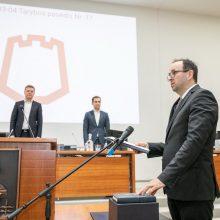 FNTT tyrime dėl viruso testų – įtarimai Vilniaus tarybos nariui R. Laukiui
