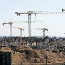 Suskaičiavo: nacionalinio stadiono statybos ir valdymas sieks 155 mln. eurų