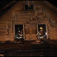 Pensilvanijoje per gaisrą vaikų darželyje sudegė penki mažamečiai