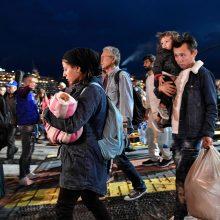 """Graikija sako """"gana"""": pasiryžo stabdyti migrantų bangą"""