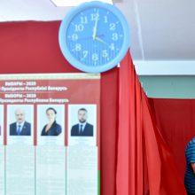 L. Linkevičius: svarbi ne rinkimų, o pirmoji diena po rinkimų Baltarusijoje