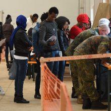 Danija ir vėl priiminės pabėgėlius