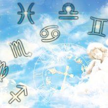 Dienos horoskopas 12 zodiako ženklų <span style=color:red;>(liepos 25 d.)</span>
