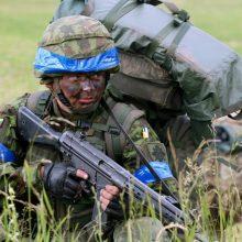 Kauno apskrityje vyks savanorių pajėgų karinės pratybos