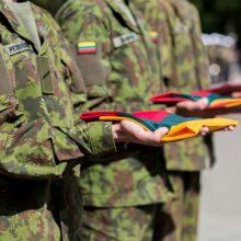 Lietuva ketina siųsti daugiau karių į mokymo misiją Irake