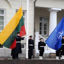 Lietuva – jau šešiolika metų galingiausios gynybinės sąjungos narė