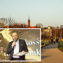 Kompozitoriui M. Suraučiui siūloma suteikti Druskininkų garbės piliečio vardą