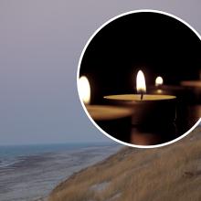 Baltijos jūros pakrantėje rastas vyro kūnas