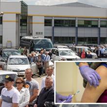 """Vilniaus taryba spręs dėl """"Litexpo"""" nuomos gyventojų vakcinacijai"""