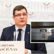 L. Kasčiūnas apie pasiūlymą dėl liustracijos: masinio viešinimo nereikia