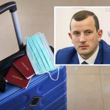 """V. Sinkevičius: """"žaliasis pažymėjimas"""" kelionėms tarp ES – dar birželį"""