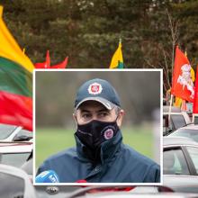 Ruošiasi Šeimų maršui: dirbs raitoji policija, neuniformuoti pareigūnai, kels sraigtasparnį