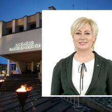 Radviliškio rajono mero posto sieks TS-LKD keliama J. Margaitienė