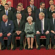 Tvyrant įtampai, G. Nausėda Londone siekia NATO solidarumo dėl Rusijos