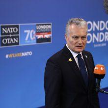 Turkija sutiko patvirtinti NATO Baltijos šalių ir Lenkijos gynybos planą