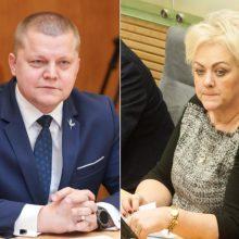 Tyrimo pradžia – su skandalu: D. Gaižauskas nori užčiaupti NSGK narius