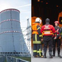 Vilniuje atšaukiamos pratybos, turėjusios imituoti nelaimę Astrave