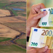 Penktadienis – paskutinė diena sumokėti žemės mokestį