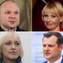 Rinkimai į laisvas Seimo vietas: antrojo turo kandidatai – kas jie?