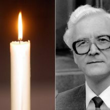 Mirė Lietuvos Nepriklausomybės Akto signataras L. S. Razma