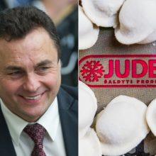 """Prokuratūra: P. Gražulis tvarkė """"Judex"""" problemas siūlydamas duoti kyšius"""