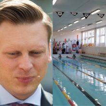 Po incidento baseine Vilniaus valdžia imasi tyrimo