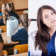 Laikinai nebus reikalaujama turėti galiojantį mokinio sveikatos pažymėjimą