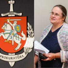 Seimas pritarė A. Širinskienės pataisoms dėl prokurorų rotacijos