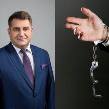 Korupcija įtariamas Kupiškio meras – jau laisvėje