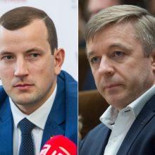Nesutinka su R. Karbauskiu: EP rinkimai nerašo pažymių Vyriausybės darbui